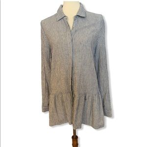 Sunday In Brooklyn Anthropologie Wiley Tunic Top